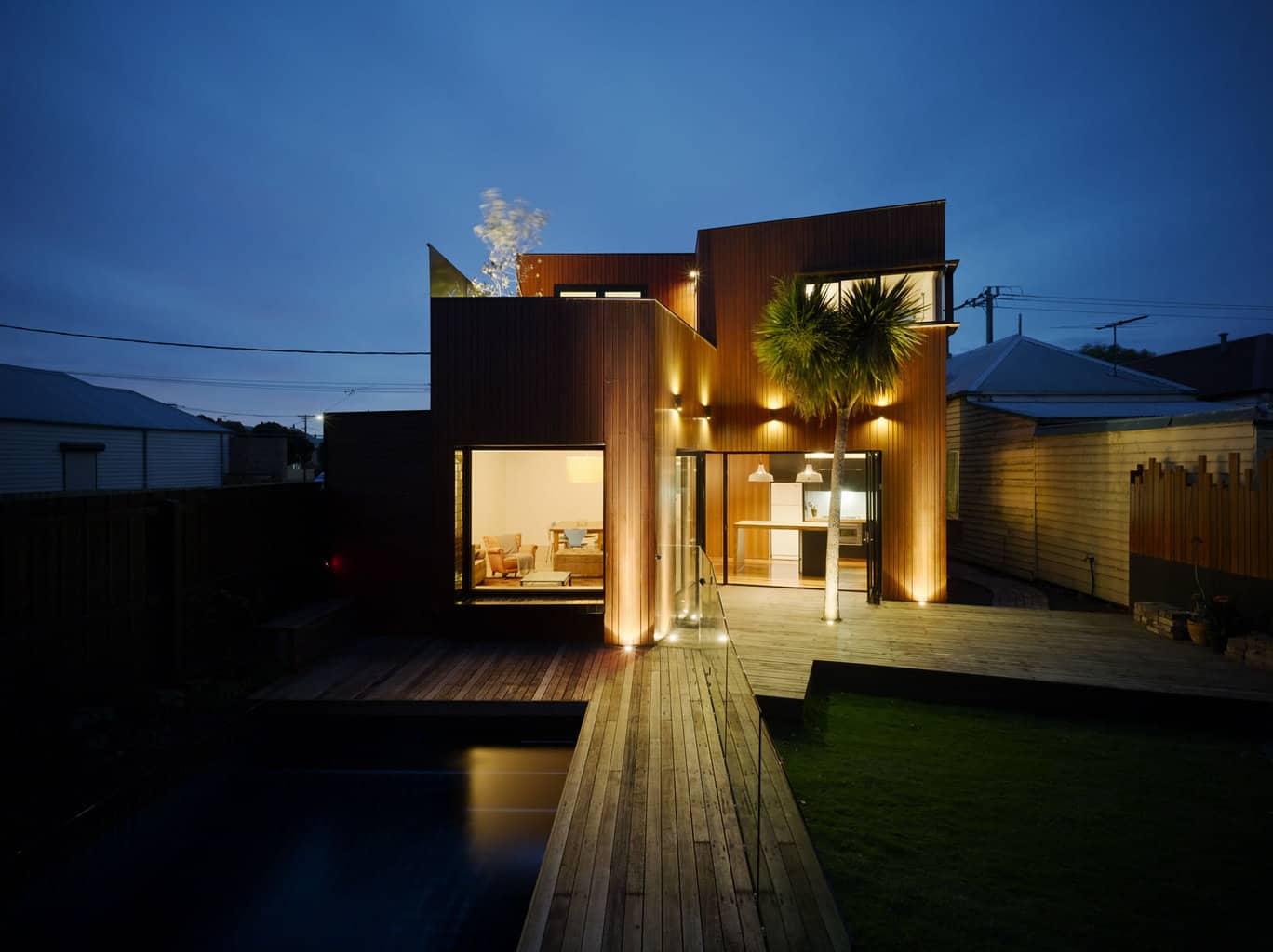 The Barrow house by Andrew Maynard Architects