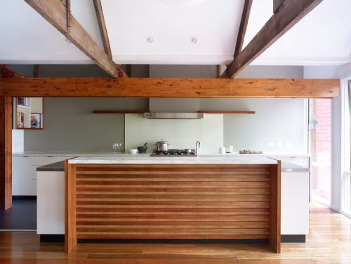 Collingwood warehouse conversion by Di Mase Architects