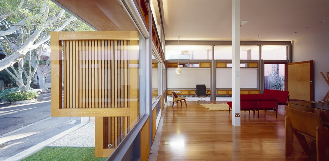 A modern take on an old Victorian architectural style