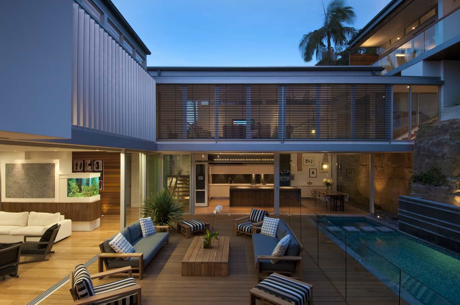The ultimate entertainers house in Vaucluse