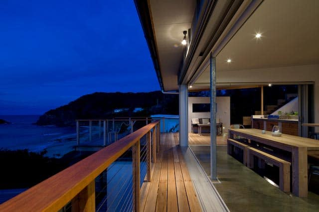 'Luxury camping' architecture on mid-North coast of NSW