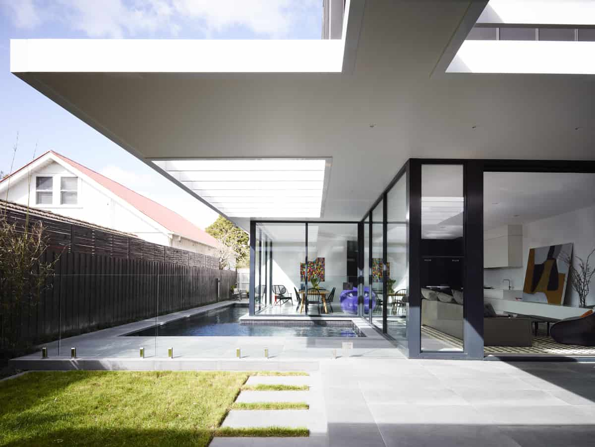 A canny renovation in Kew