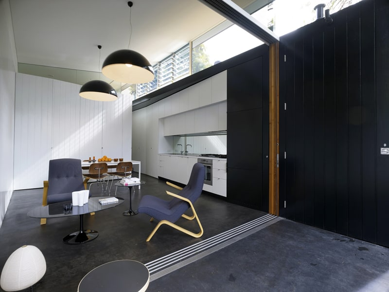 Newtown modern minimalism