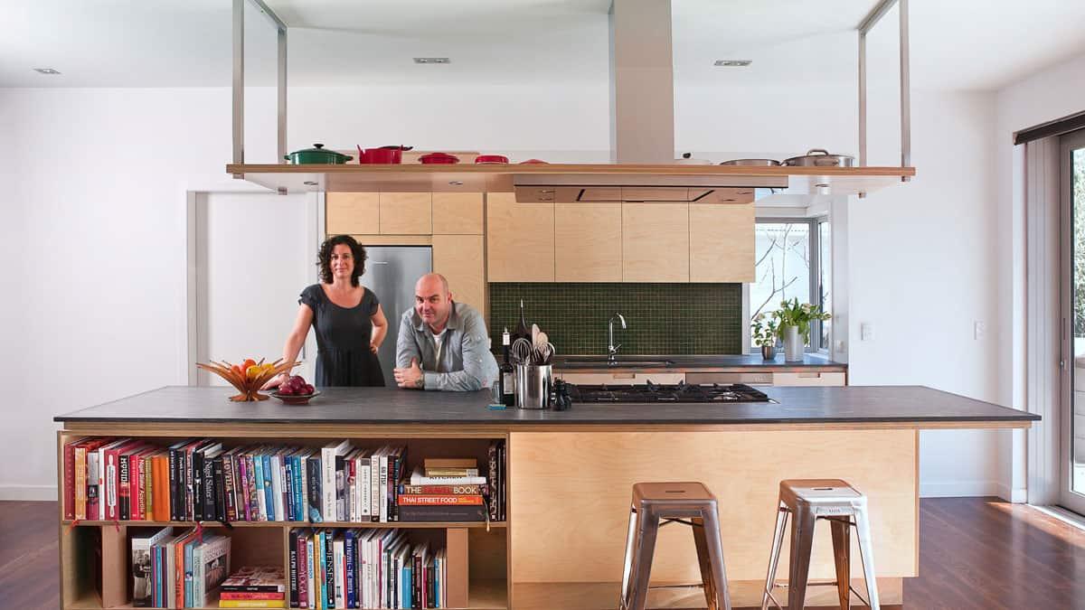 Design ideas for a small kitchen