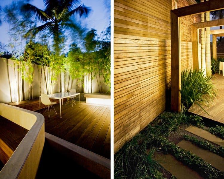 Sydney courtyard designed by Aspect Studios Landscape Architects
