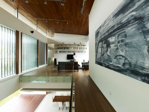 M-house by Singapore architects Ong & Ong